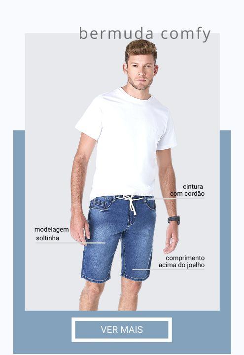 looftinjeanswear fits FIT BERMUDA COMFY 3