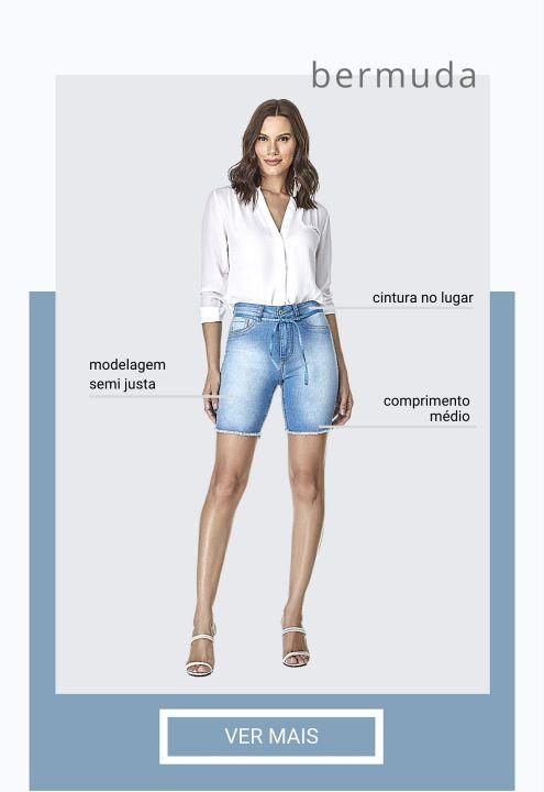 looftinjeanswear fits FIT BERMUDA FEM 4