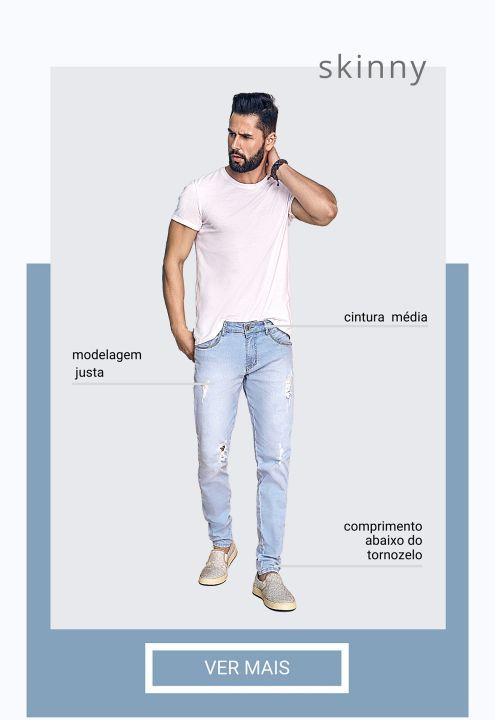 looftinjeanswear fits FIT SKINNY MASC 16
